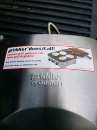 Griller by Cuisinart Silver Spring, 20901