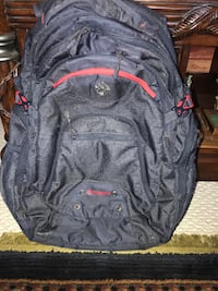 black and red Nike backpack Visalia, 93291