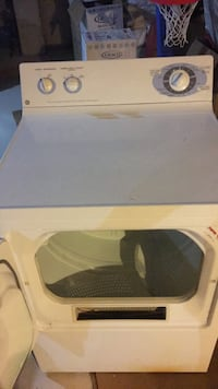 white and black front-load clothes washer Oakville, L6M 5B2