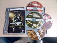 Juego Pc splinter cell pandora tomorrow Castellar del Vallès, 08211