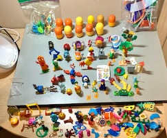 Kinder Surprise Toy Bundle #10