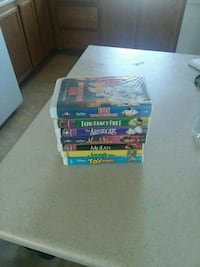 Mint condition VHS tapes North Las Vegas, 89081