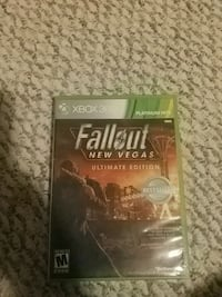 Fallout new vegas Xbox 360 game Knoxville, 37918