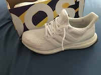 Triple White ultra boost Langford, V9B