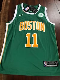 Kyrie Irving city jersey  Bethesda, 20817
