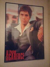 Scarface framed pic Fishers, 46037