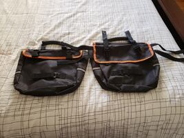 Bike Saddle Bags, Excellent Condition!