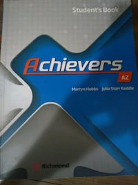 Achievers Student's Book & Workbook A2+