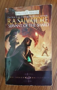 Forgotten Realms - Servant of the Shard (2005)  Calgary, T3J 3J7