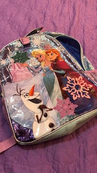 Disney Frozen printed backpack Mission, 78573
