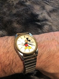Men's Lorus Vintage Mickey Mouse Watch Rockville, 20851