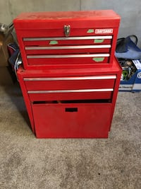 Tool box and wrench set