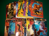 Beast Quest Scholastic Severn