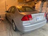 2002 Honda civic Mississauga