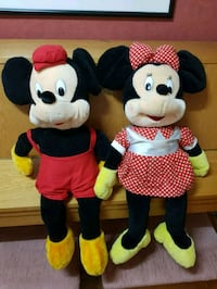2 stor mickey mouse Kristiansand, 4617