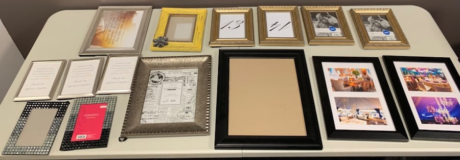 Variety of Picture Frames 85abbd9a-9ca3-4f36-99cd-e96a234e533c