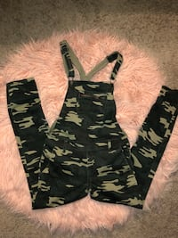Army Style overalls Houston, 77066
