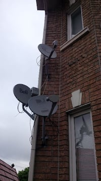 PC Monitor, Colour Scanner, Satellite Dishes & Receivers