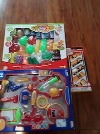 assorted toy set with box Dumfries, 22026