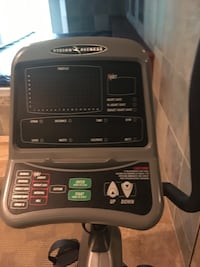 black and gray Pro-Form treadmill St. Louis, 63108