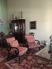 Bassett Furniture Chairs Rockville