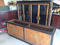 China Cabinet & Hutch MUST SELL TODAY!! Little Elm, 75068