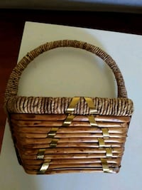 Basket for plants