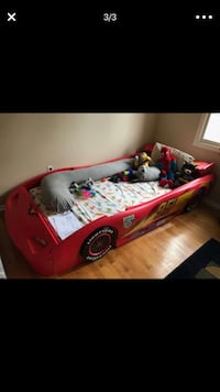 Race Car Bed Toddler/Twin Towson, 21204