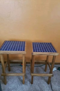 Ceramic tile and tables