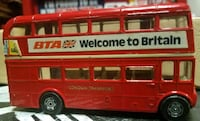 Vintage Corgi London Transport Routemaster  Los Angeles, 91306