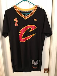 #2 Kyrie Irving Adidas Cleveland Cavaliers Jersey Hampstead, 28443