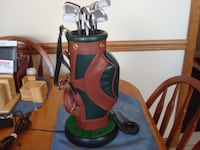 GOLF BAG TELEPHONE