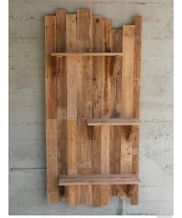 Pallet wall shelf Topmost, 41859
