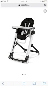 Peg Perego siesta high chair new Vaughan, L4H 3V7