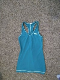 women's teal tank top Lexington, 40502