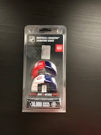 Montreal Canadiens mouthguards