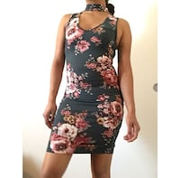 Floral teal dress Size Small Phoenix, 85018