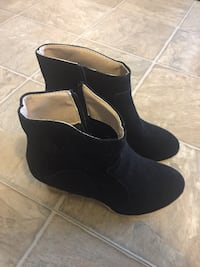 Women's suede ankle boots size 39 Surrey