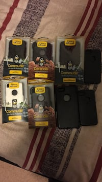 OtterBox iPhone cases  Burnaby, V3N 1H3
