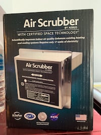 Whole house air sanitizing Air scrubber installation Alexandria