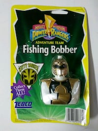 Power Rangers fishing bobber
