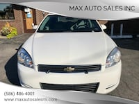 Chevrolet-Impala-2006 Warren