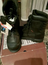 Dickies leather work boots  Toronto, M5V 2M9