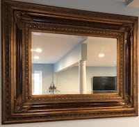 "Beautiful Vintage Mirror 44""x56""  Gaithersburg, 20879"