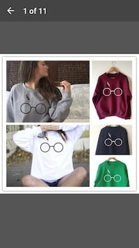 assorted color Harry Potter shirt collage Strathfield, 2135