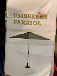 Patio umbrella new unopened box Brampton, L6Y 5M6