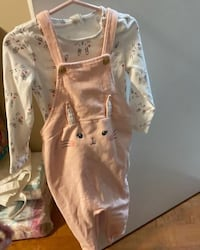 Girls HNM Set 2T-3T ( 4 Pick Up Locations Central Toronto, Scarborough, Whitby, Brampton)