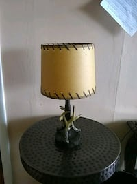 white and brown table lamp Tulsa, 74107
