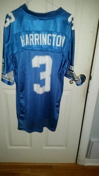 blue and white Manning 18 jersey Windsor, N8X 3R6