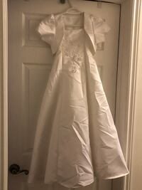 First communion or flower girl dress size 12  St Catharines, L2M 3C4